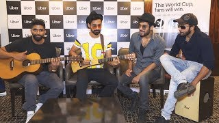 ICC Cricket World Cup 2019 Anthem | Sanam The Band Exclusive Interview