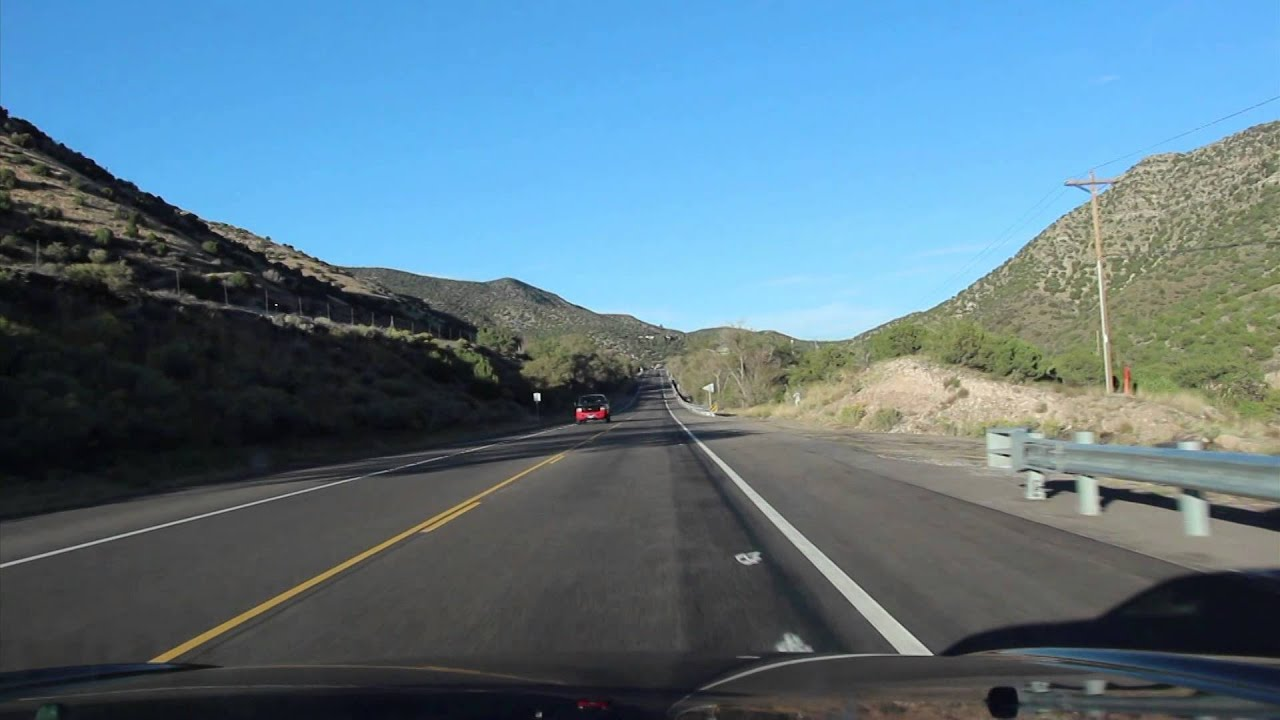 Musical Road In New Mexico Youtube