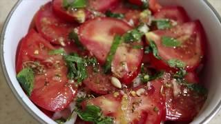 Изумительная закуска из помидоров/Готовить всем  ОБЯЗАТЕЛЬНО