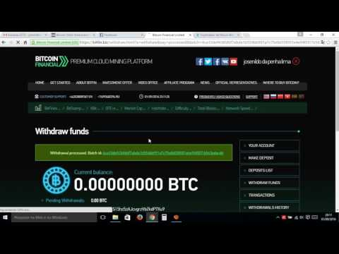 5º payment (PAGAMENTO) BITCOIN FINANCIAL 01/09/2016
