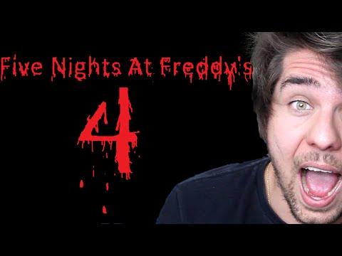 ESSE JOGO É ASSUSTADOR e BIZARRO - Five Nights at Freddy