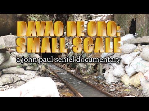 i- docu: DAVAO DE ORO: SMALL SCALE