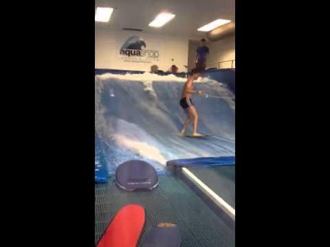 Indoor Surfing Miami
