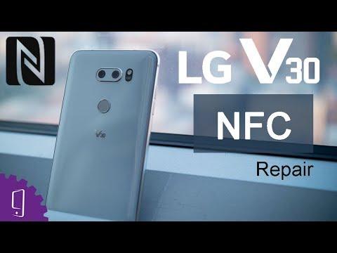 LG V30 NFC Repair Guide