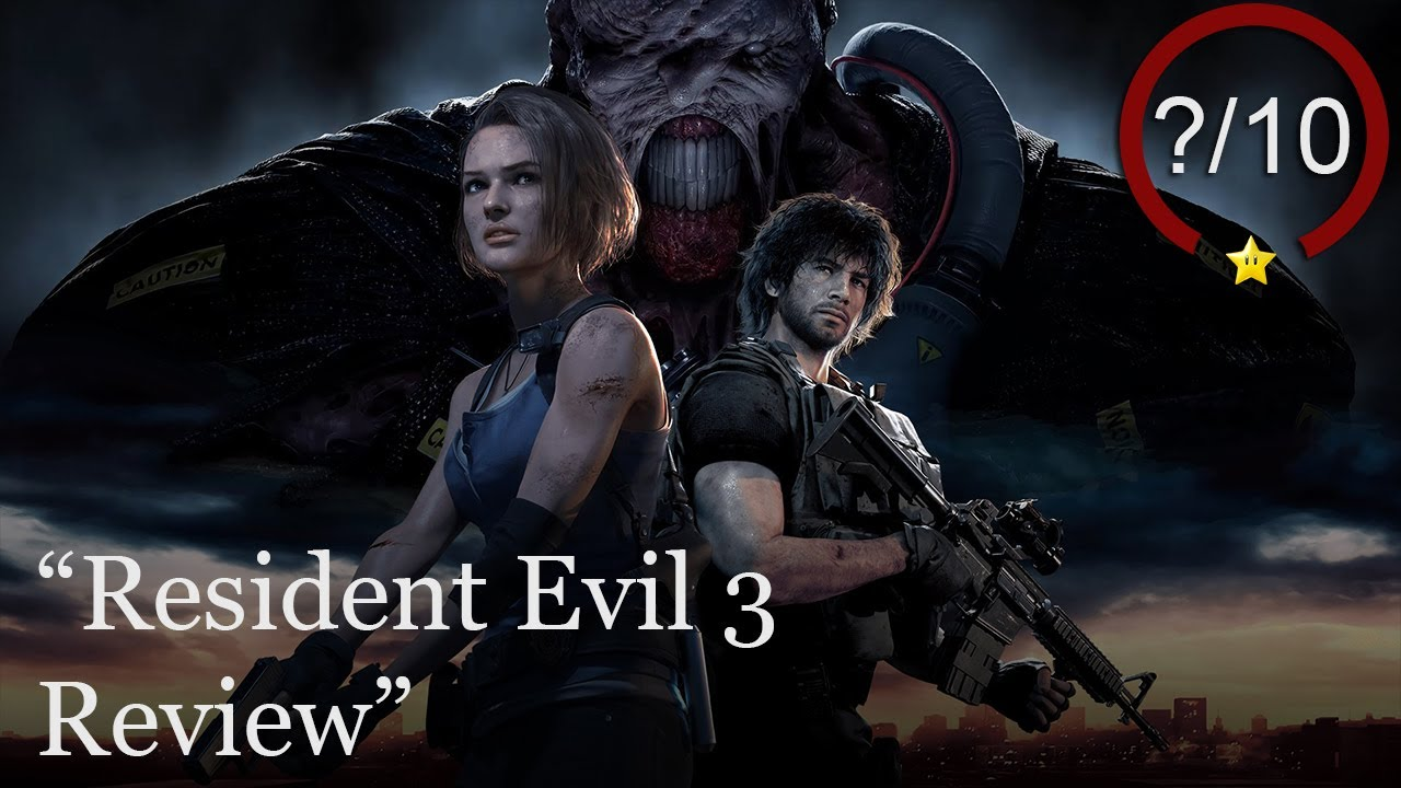 Resident Evil 3 Remake Review [PS4, Xbox One, & PC] (Video Game Video Review)