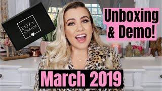 Boxycharm March 2019 - I