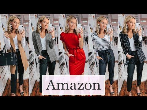 Amazon Work Wear Under $30 Try On | Amazon Wear To Work Ideas