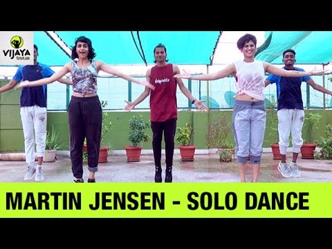 Zumba Workout On Martin Jensen – Solo Dance | Zumba Fitness Video | Choreographed By Vijaya Tupurani
