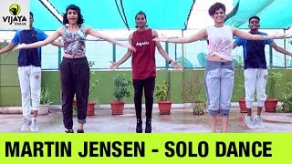 Zumba Workout On Martin Jensen - Solo Dance | Zumba Fitness Video | Choreographed By Vijaya Tupurani