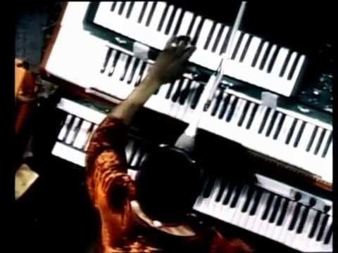 Stevie Wonder performing on Soul!