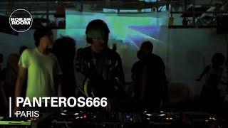 Panteros666 Boiler Room Paris DJ Set + Interview