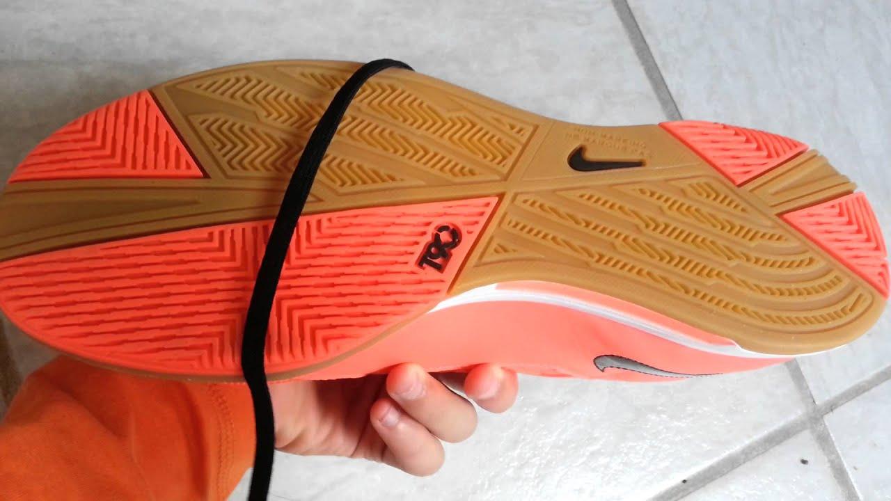 82d630229933 Nike T90 Shoot IV IC Unboxing - YouTube