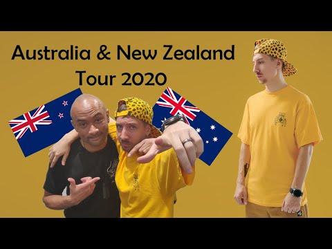 Australia & New Zealand Tour 2020