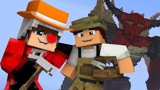 БИТВА СТРОИТЕЛЕЙ с КЛЕШОМ! КАК ПОСТРОИТЬ ЗЛОСТЬ в МАЙНКРАФТ! Minecraft Build Battle