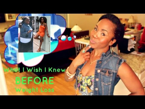 5 Things I Wish I Knew BEFORE I Lost Weight || My 100 Pound Weight Loss Journey