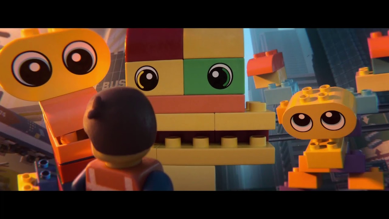 Although Director Miller's son was only three years old, he was the voice of Duplo from The Lego Movie