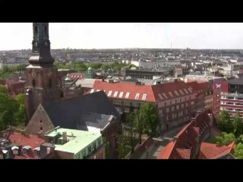 København set fra Domkirkens tårn