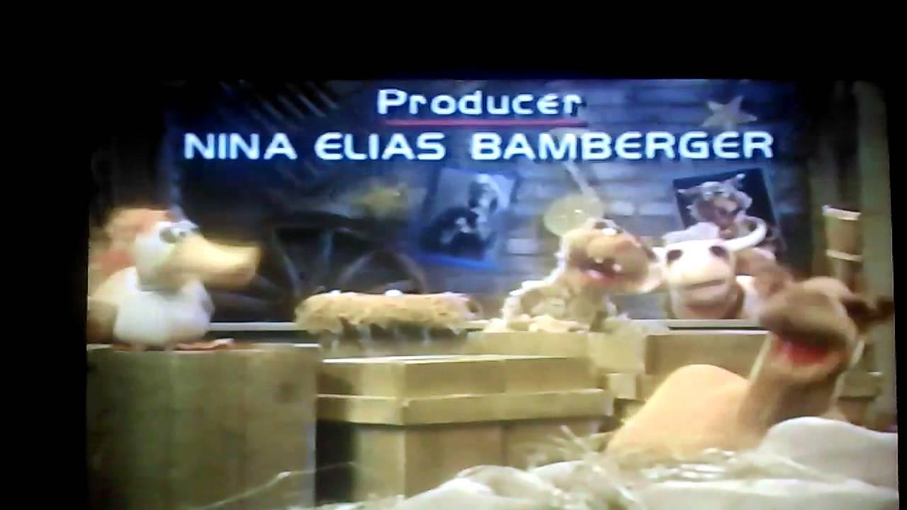 Closing To Sesame Street Sing Hoot & Howl 1991 VHS