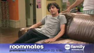 """Roommates"" - New Comedy on ABC Family"