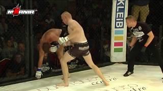 The best of PLMMA. Gala nr 56: walka  Dawid Chojnowski vs. Jakub Stefanek