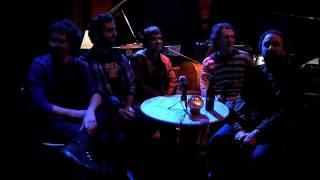 hACERIA Jazz Club (10/02/2012) Entrevista a RS Faktor Quintet