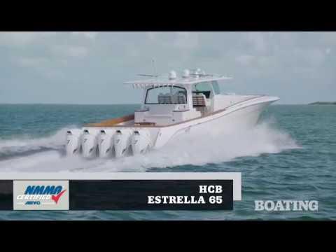 Boat Buyers Guide: 2019 HCB 65 Estrella