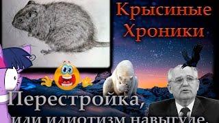 Крысы | Перестройка, или идиотизм на выгуле. 0_о