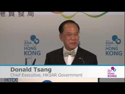 Think Asia, Think Hong Kong: Symposium Opening