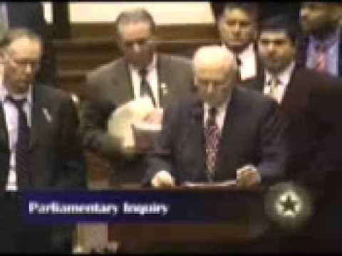Texas House Speak Tom Craddick's moments of shame