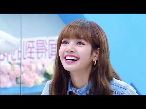 YouthWithYou 2 Clip:  LISA became shy when asked about her bangs hair LISA | iQIYI