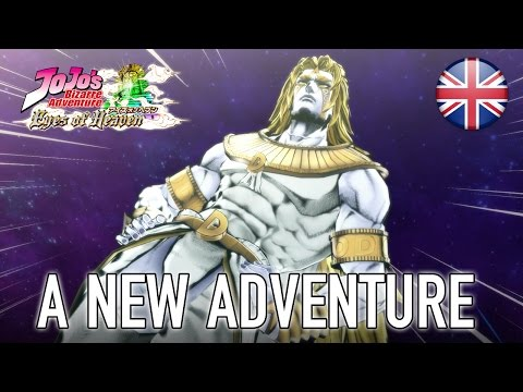 Jojo's Bizarre Adventure Eyes of Heaven - PS4 - A New Adventure (Story Trailer)