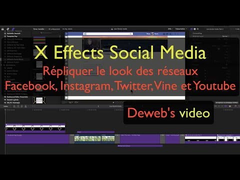 XEffects Social Media