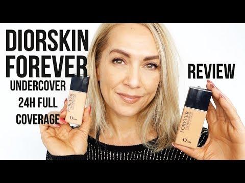 Diorskin Forever Undercover 24H full coverage foundation   review   Mrs. Beautyscene