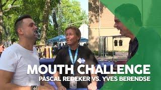 Pascal Redeker vs Yves Berendse   Sterren NL Mouth Challenge #2