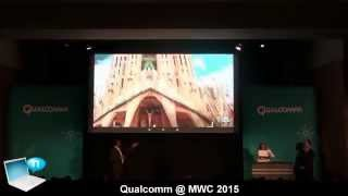 Qualcomm @ MWC 2015 - Snapdragon 820 (Kryo core), Zeroth e Sense ID 3D Fingerprint Scanning