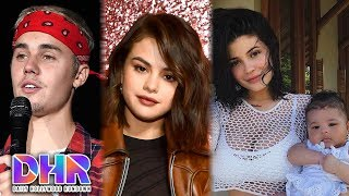 Justin Bieber KEEPING Selena Gomez CLOSE?! - Kylie Jenner SLAMMED For Piercing Stormi's Ears (DHR)