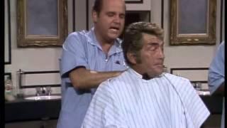 Dean Martin, Jack Benny, Dom DeLuise & Nipsey Russell - Barbershop Sketch