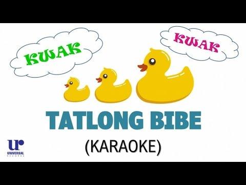(Karaoke) - Tatlong Bibe