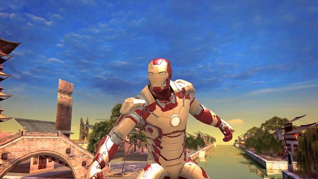 iron man 3 trailer jeu iphone ipad jeux gratuits by freeglicom