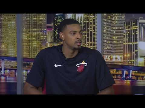 Jordan Mickey -- Miami Heat vs. Indiana Pacers 10/21/2017