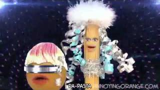 Annoying Orange: Lady Pasta Song