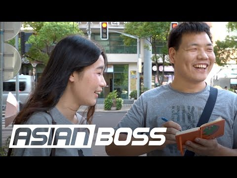 Can Chinese Write Their Own Language? | ASIAN BOSS