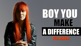 Boy | You | Make | A | Difference | Kate-Margret
