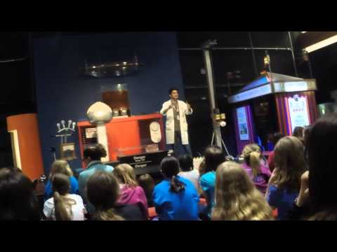 Electricity Demonstration Show 4/6/2014