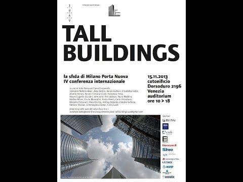 """Tall Building:""""Il caso Milano Porta Nuova"""""""