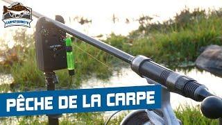 Carp secrets, tous les secrets de la pêche de la carpe (existe en DVD et VOD)