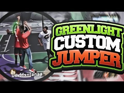 MOST CONSISTENT GREENLIGHT CUSTOM JUMPSHOT AFTER PATCH 4! BEST SHOT FOR ANY ARCHETYPE! NBA 2K18 PARK