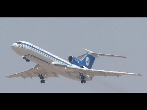 Azerbaijan - Government Tupolev Tu-154M 4K-AZ10