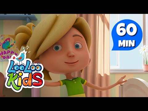 Mommy Has a Little Girl - Learn English with Songs for Children | LooLoo Kids
