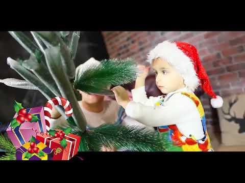 Пушистая искусственная елка с шишками купить  Видео Тюмень